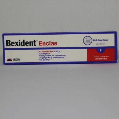 BEXIDENT ENCIAS GEL DNT 75ML