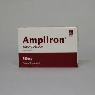AMPLIRON 750MG TAB C/12
