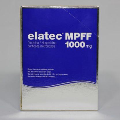 ELATEC MPFF 1000 SUSP SOB C/30