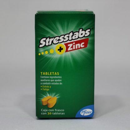 STRESSTABS 600 ZINC GRAG C/30