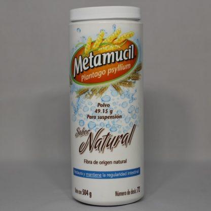 METAMUCIL NATURAL 504GR