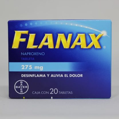 FLANAX 275MG NVA IMAGEN C/20