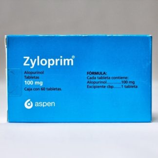 ZYLOPRIM 100MG TAB C/60