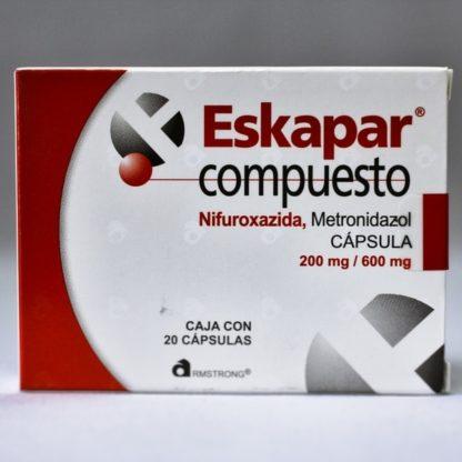 ESKAPAR COMP CAP C/20