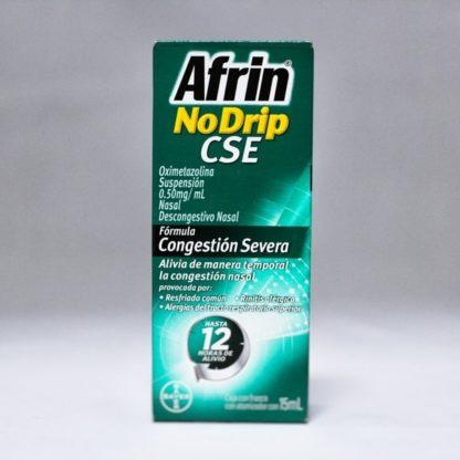 AFRIN NODRIP CS SPRY 15 ML