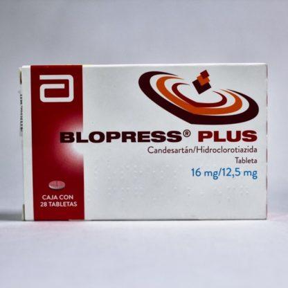 BLOPRESS PLUS 16/12.5MG TAB C/28