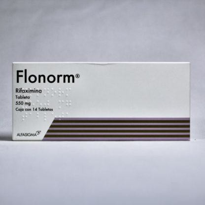 FLONORM 550MG TAB C/14