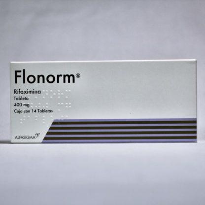 FLONORM 400MG TAB C/14