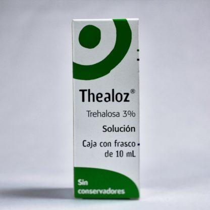 THEALOZ 3 SOLUCION C/10ML