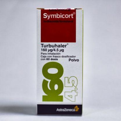 SYMBICORT TURBUHALER 160/4.5