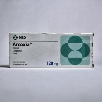 ARCOXIA 120MG CPR C/7