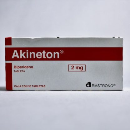 AKINETON 2MG TAB C/30