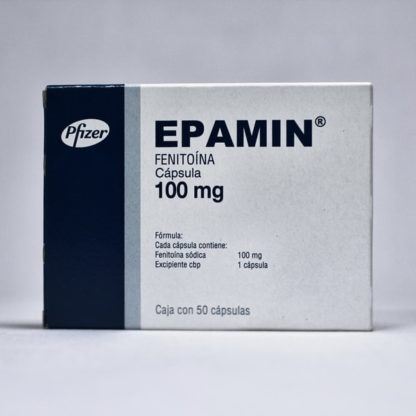 EPAMIN AD 100MG CAP C/50