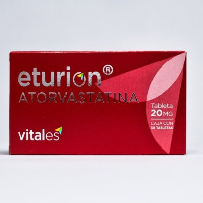 ETURION 20MG TAB C/30