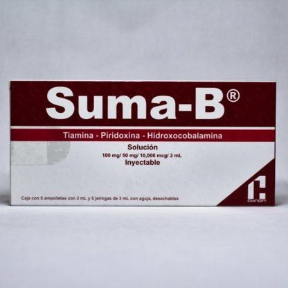 SUMA-B AMP 5X2ML JGA C/5