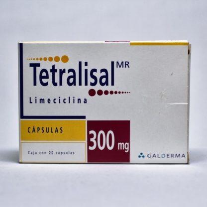 TETRALISAL 300MG CAP C/20