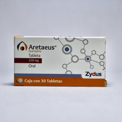 ARETAEUS 100MG TAB C/30