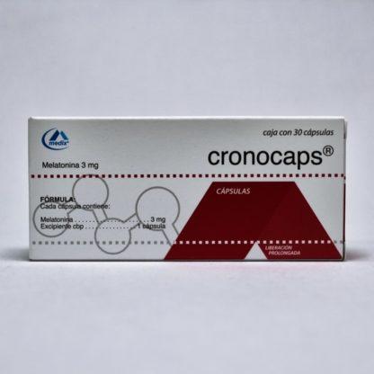 CRONOCAPS 3MG CAP C/30