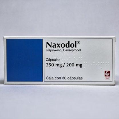 NAXODOL 250/200MG CAP C/30