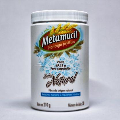 METAMUCIL 210GR NATURAL