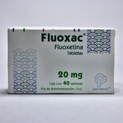 FLUOXAC 20MG TAB C/40