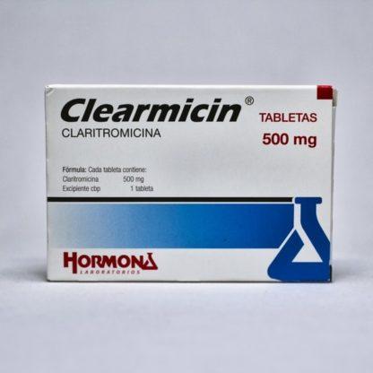 CLEARMICIN 500MG TAB C/10