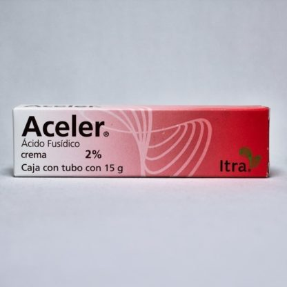 ACELER 2 CREMA TUBO C/15 GR.