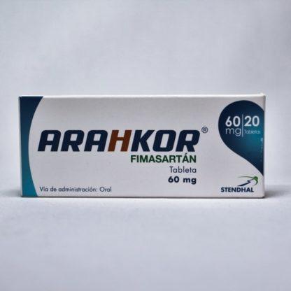 ARAHKOR 60MG TAB C/20