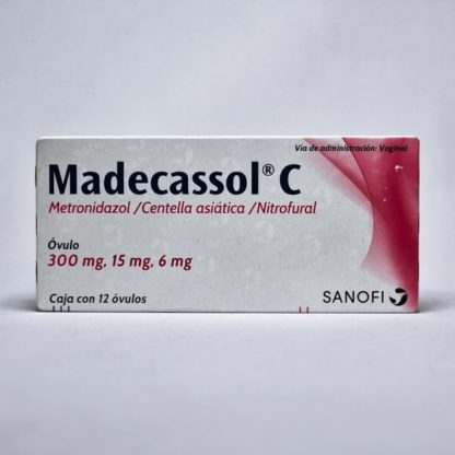 MADECASSOL C OV C/12