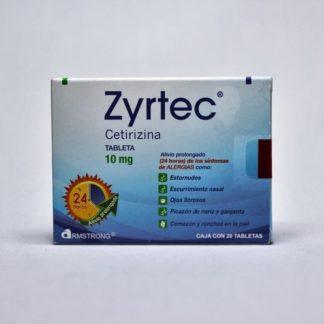 ZYRTEC 10MG TAB C/20