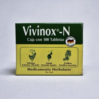 VIVINOX N GRAG C/100