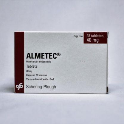 ALMETEC 40MG TAB C/28