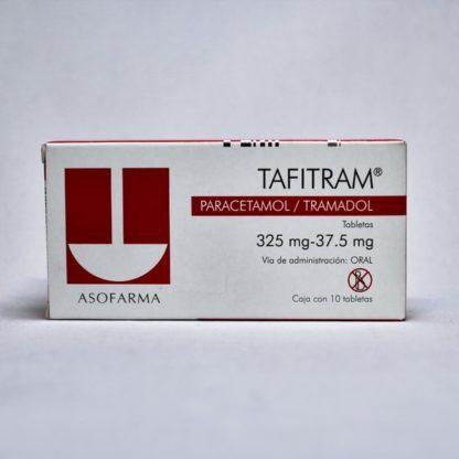 TAFITRAM 325MG/37.5MG COMP C/10