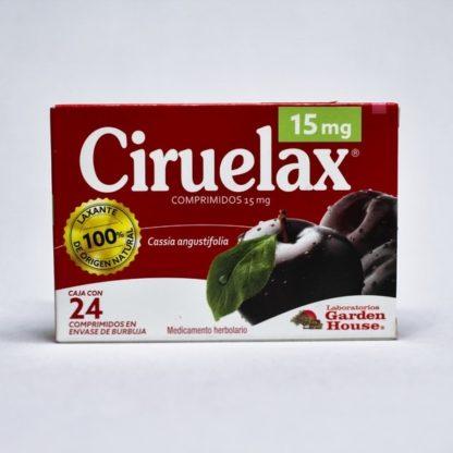 CIRUELAX CPR C/24
