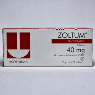 ZOLTUM 40MG TAB C/28