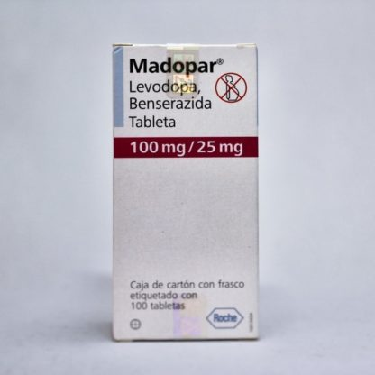 MADOPAR 100/25MG CPR C/100