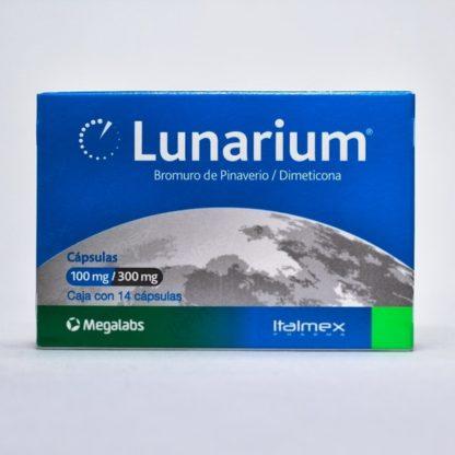 LUNARIUM 100/300MG CAP C/14