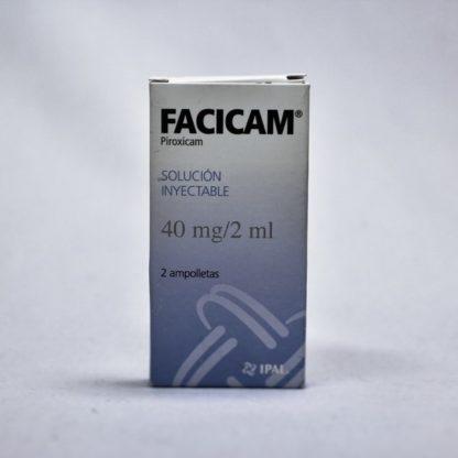 FACICAM IM 40GR AMP C/2