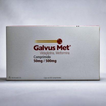 GALVUS MET 50/500MG CPR C/60