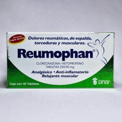 REUMOPHAN 300MG TAB C/40