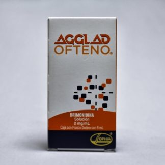 AGGLAD OFT SOL 5ML