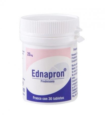 EDNAPRON 20MG C30 TAB