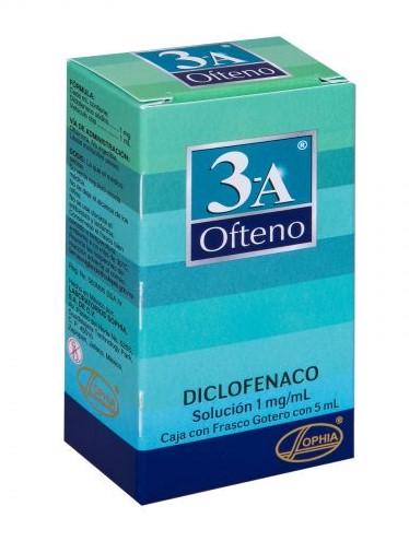 3-A OFTENO GTS 5ML