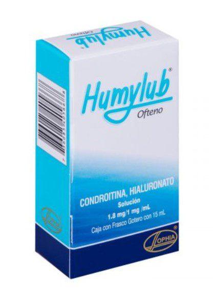 HUMYLUB SOL OFT 15ML