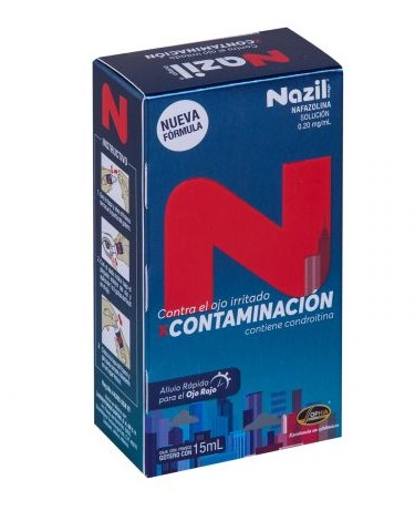 NAZIL OFT CONTAMINACION GTS 15ML