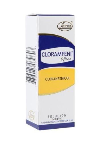 CLORAMFENI OFTENO GTS 15 ML