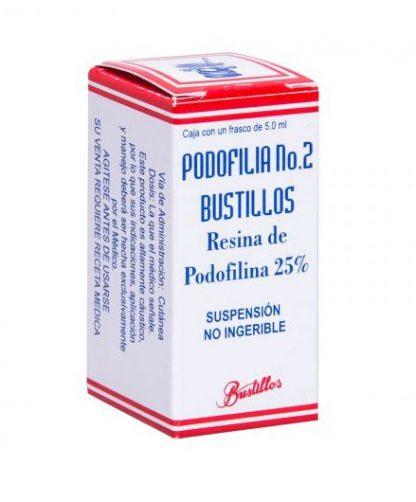 PODOFILIA NO. 2  5ML 25
