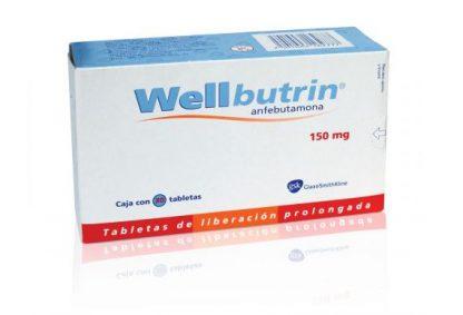 WELLBUTRIN 150MG TAB C/30