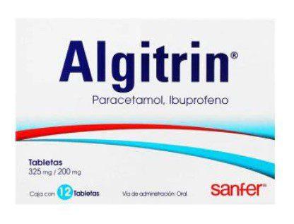 ALGITRIN TAB C/12