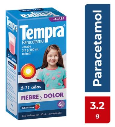 TEMPRA JBE INF 120 ML